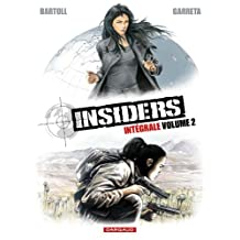 Insiders 02 Intégrale