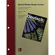 Loose Leaf Deutsch: Na Klar! an Introductory German Course, Student Edition with Connect Access Card