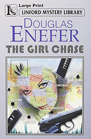 book cover of The Girl Chase