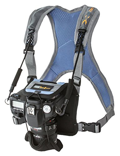 S4 Gear LockDownX Hands Free Camera Harness Strap for SLR Nikon, Canon, Sony, and More, Tan by Field Logic