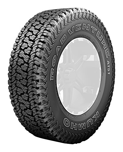 Kumho Road Venture AT51 All_Terrain Radial Tire-235/65R17 108T
