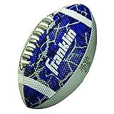 Franklin Sports Team Color Mini Football - Navy/Silver