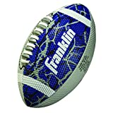 Franklin Sports Mini Football - Tacky Grip Cover - Easy Throw Spiral Lace System - Little Kids Indoor/Outdoor Football