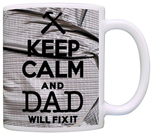 Keep Calm Will Coffee Simulated