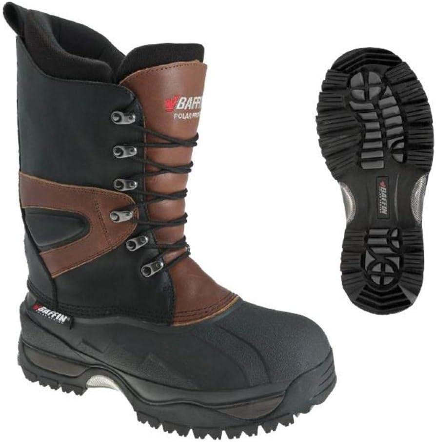 BAFFIN Baffin Apex Boot 11 Black//Bark 4000-1305-11