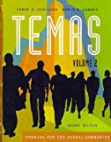 Temas : Spanish for the Global Community, Jorge H. Cubillos, Edwin M. Lamboy, 1413029000