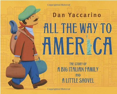 Image result for all the way to america a big italian family