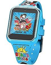 Accutime Touchscreen Interactive Smart Watch (Model: RYW4006AZ)
