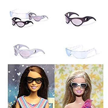 Amazon.com: Muñecas a la Moda Cool anteojos Gafas de sol ...
