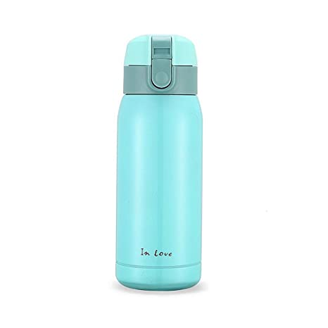 Insulated cup double-layer vacuum water bottle outdoor sports cup
