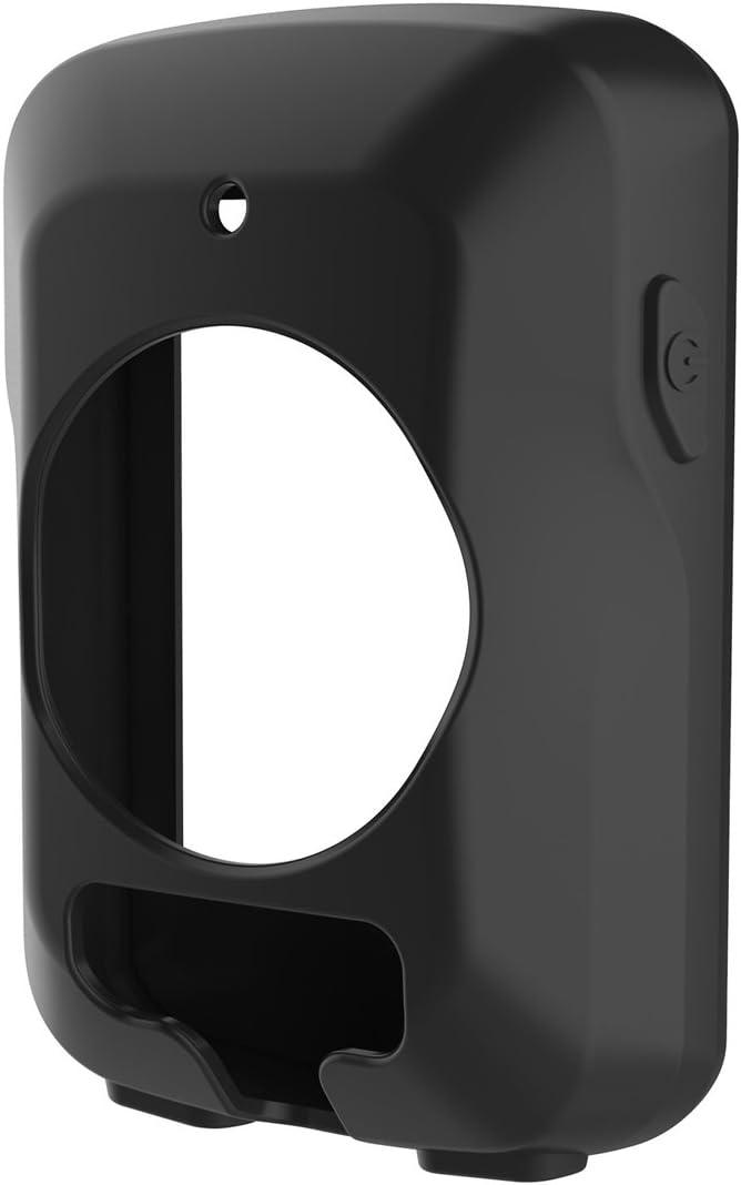 MOTONG for Garmin Edge 830 Case Cover Silicone Protective Case Cover Shell for Garmin Edge 830 Silicone Black