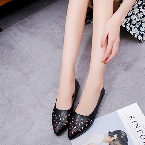 TPulling Nero Balletto Donna TPulling Balletto wfqvgwB