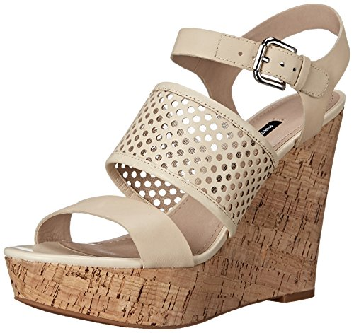French Women's Wedge Connection Devi Barley Multi Sandal qBZUqxr