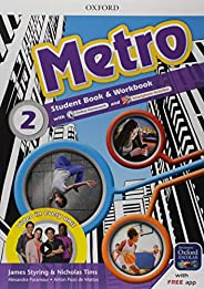 Metro 2 - Student Book / Workbook Pack