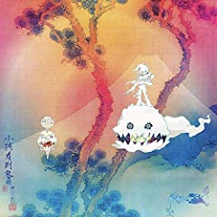 EUROPEAN EDITION. TRACKLIST - FEEL LOVE (FT. PUSH T) / FIRE / 4TH DIMENSION (FT. LOUIS PRIMA) / FREEEE (GHOST TOWN, PT. 2) [FT. TY DOLLA $IGN) / REBORN / KIDS SEE GHOSTS (FT. YASIIN BEY / CUDI MONTAGE