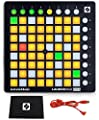 Novation LAUNCHPAD MINI MK2 MKII USB MIDI DJ Controller 64-Pad+Mic+Cable+Case