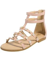 Girls' Electra Pearle Gladiator Sandal