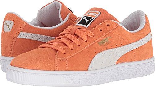 PUMA Unisex-Kids Suede Classic Sneaker, Melon