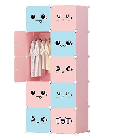 GTC Multi Use Clothes Organizer, Bookcase, Storage Cabinet, Wardrobe Closet 75 x 47 x�