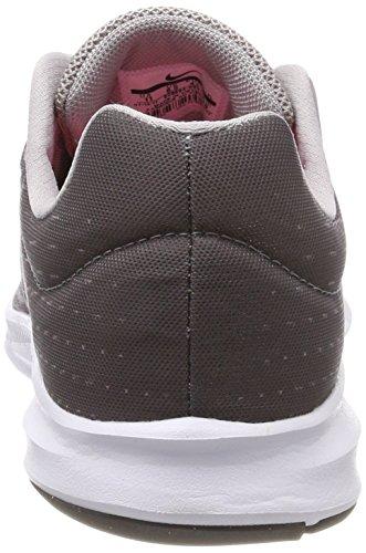 Nike Downshifter 8, Zapatillas de Running Para Mujer Gris (Gunsmoke/sunset Pulse-atmosphere Grey 004)