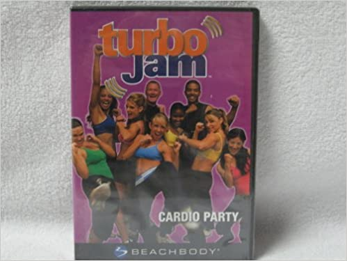 Turbo Jam Cardio Party: Chalene Johnson: 0678026332193: Amazon.com: Books