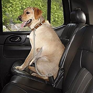 21quot Pet Big Dog Car Metal Seat Belt Safety Leads Vehicle Seatbelt Harness S