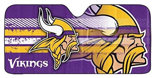 NFL Minnesota Vikings Universal Auto Shade, - Malls Minnesota Outlet