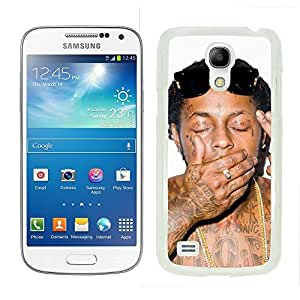 Lil Wayne case fits samsung galaxy S4 mini I9190 cover hard protective (2) phone mobile by ruishername
