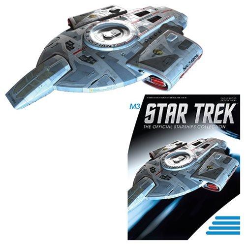 Star Trek Starships Mirror Universe ISS Defiant NX-74205 Special #10 - Ships Mirror
