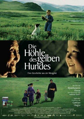Amazon.com: The Cave of the Yellow Dog Movie Poster (27 x 40 Inches - 69cm  x 102cm) (2005) German -(Batchuluun Urjindorj)(Buyandulam Daramdadi)(Nansal  Batchuluun)(Nansalmaa Batchuluun)(Babbayar Batchuluun)(Tserenpuntsag Ish):  Prints: Posters & Prints