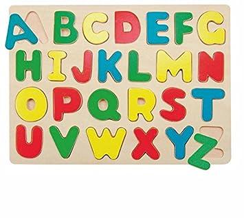 Holzspielzeug Puzzle ABC Puzzle OVP