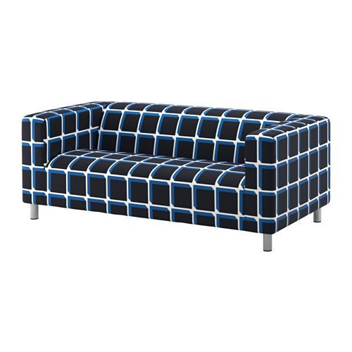 klippan loveseat cover