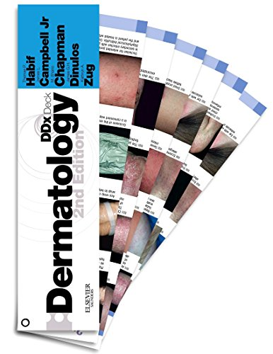 Dermatology Ddx Deck  2E