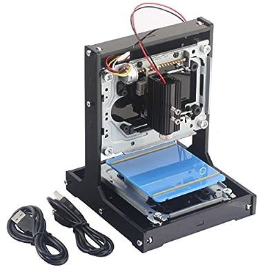 500mW USB Desktop DIY Laser Engraver Cutter Engraving Cutting Machine Laser Printer CNC Printer