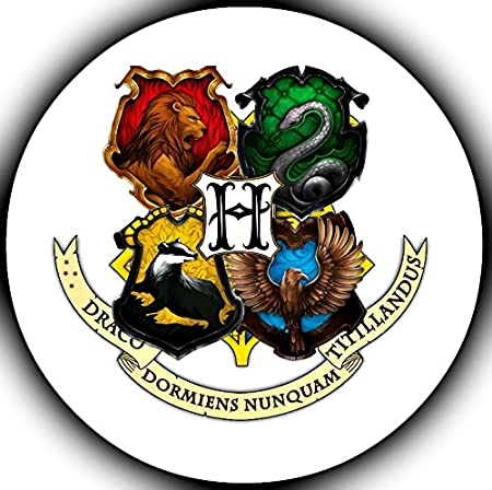 Harry Potter Hogwarts comestible decoración para tarta para ...