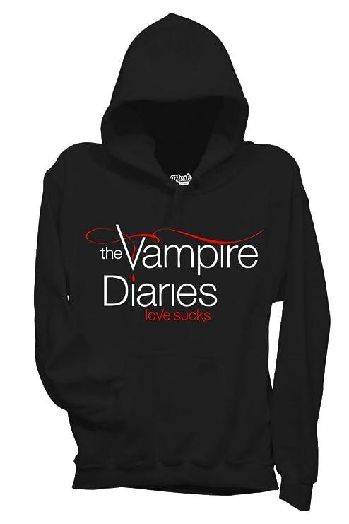 Vampire Felpa Diaries Sucks Serie Mush Love Tv By Style Your Dress rdCxeoB