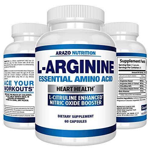 Premium L Arginine 1340mg