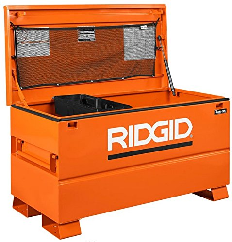 (Ridgid 48 in. x 24 in. Job Site Universal Storage Chest)