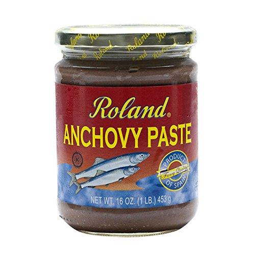 Anchovy Paste - 1 lb Jar - 1 jar, 16 oz