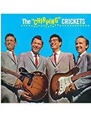 Buddy Holly & The Chirping Crickets (4 Bonus Tracks/Limited Solid Yellow 180G Virgin Vinyl/Limited)