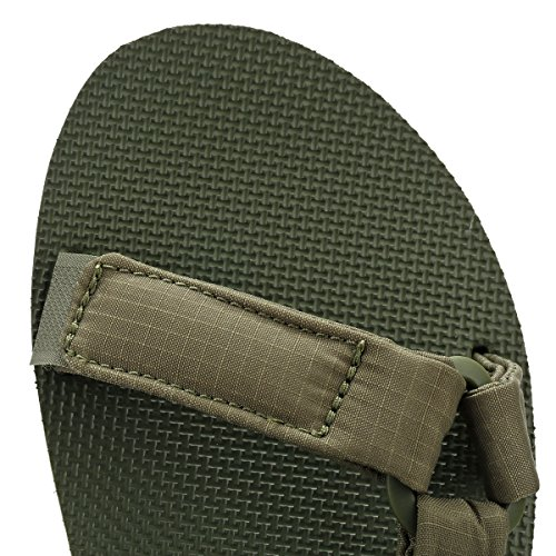 Teva Mens Cypress Green Original Universal Ripstop Sandals Cypress 2Dlkr