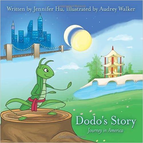 Book Dodo's Story: Journey in America