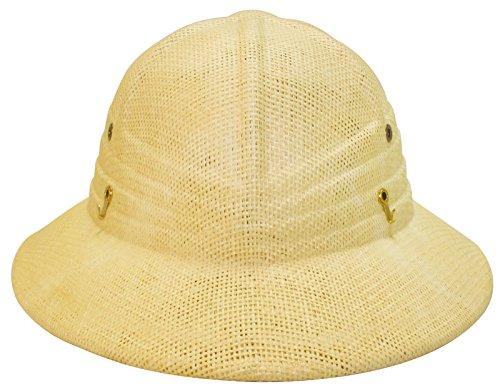 (Mann Lake Vented Beekeeping Helmet, Tan)