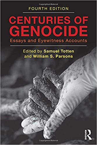 amazon com  centuries of genocide  essays and eyewitness accounts    amazon com  centuries of genocide  essays and eyewitness accounts        samuel totten  william s  parsons  books