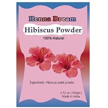 Hibiscus Petal Powder (for hair)