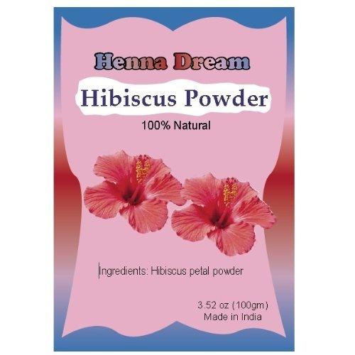 Amazoncom Hibiscus Petal Powder For Hair Beauty