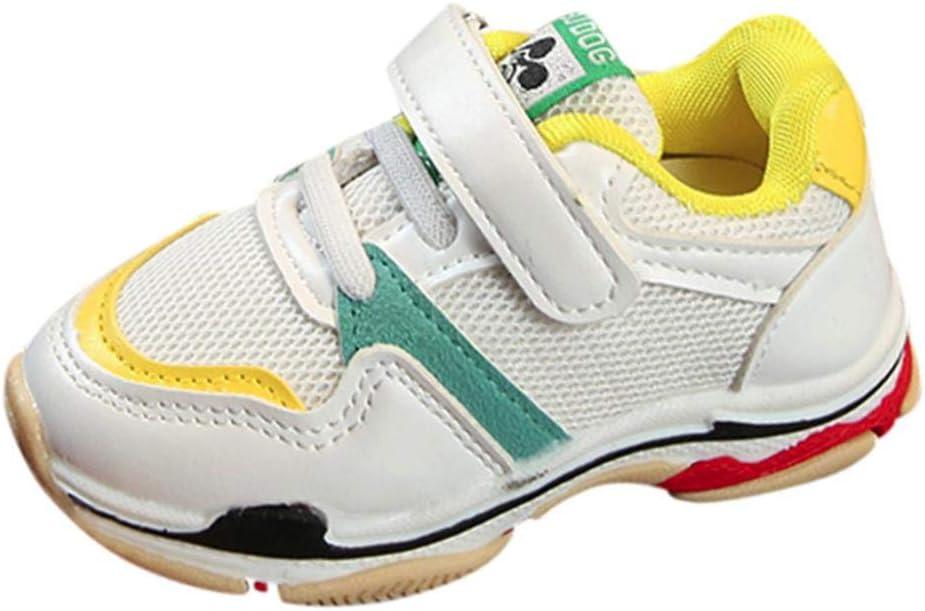 Zapatos Bebé Sneakers, xinantime niño en bajo edad niños deporte zapatos Bebé Zapatos Chicos Chicas suave suela zapatos Sneakers, plateado: Amazon.es: Bricolaje y herramientas