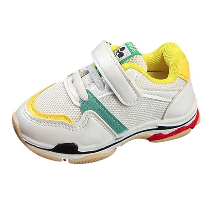 Zapatos Bebé Sneakers, xinantime niño en bajo edad niños deporte ...