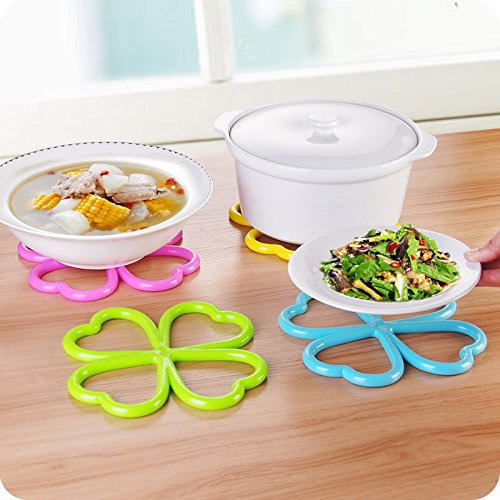 Kitchen Tools & Gadgets - New Heart-Shaped Flower Shape Pvc