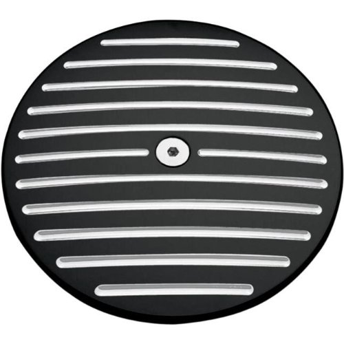 round air cleaner cover harley - 2